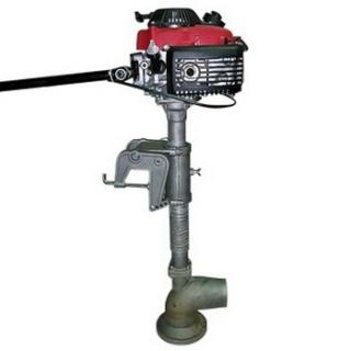 лодочный мотор hyundai водомет