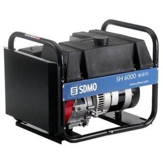 Sdmo Sh 6000 инструкция по эксплуатации - фото 4