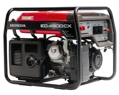 Бензиновый генератор honda eg4500cx honda