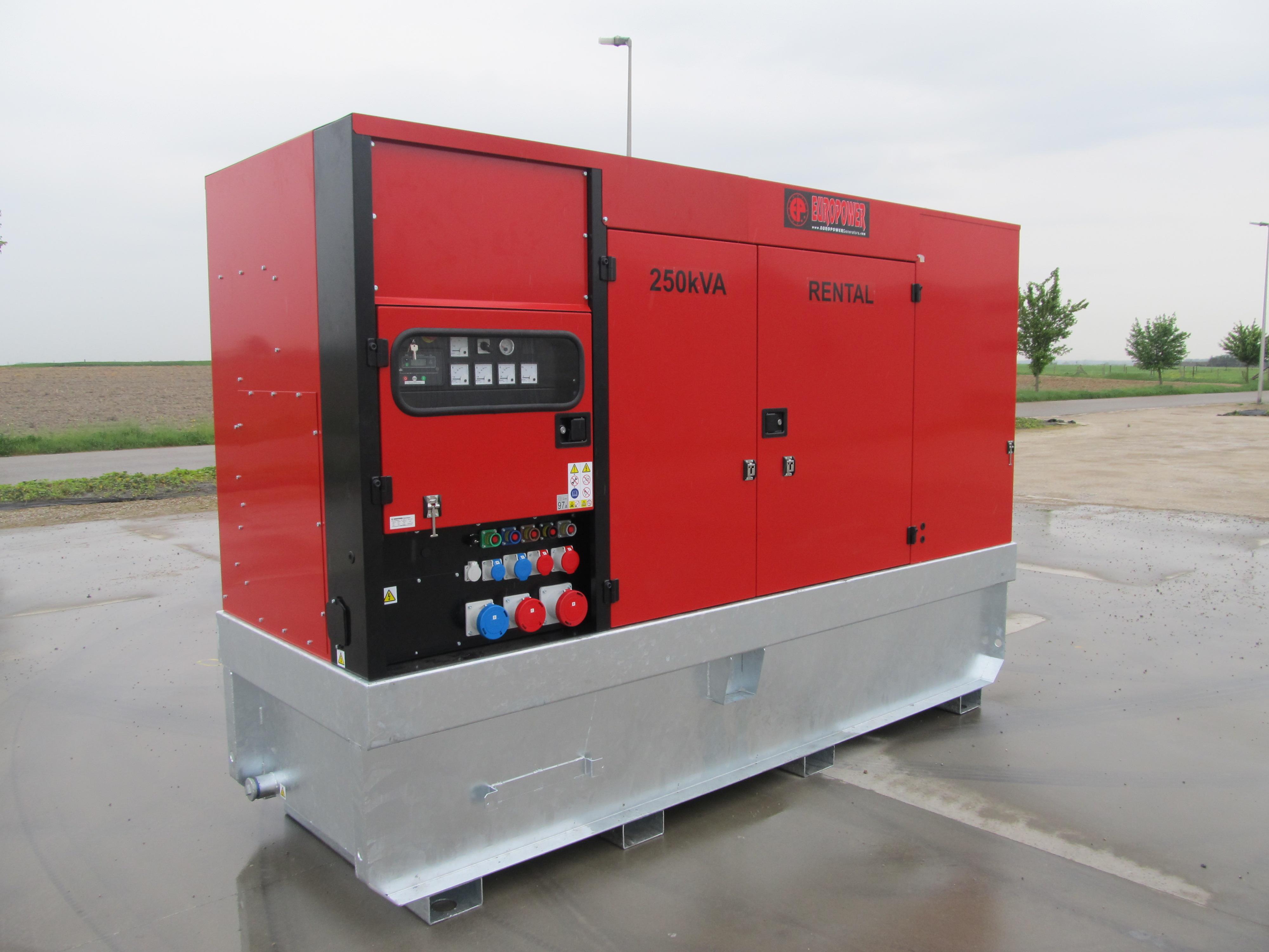 Зачастую термин генератор употребляется в тех случая,когда речь идет об электростанции.  Но не совсем верно...