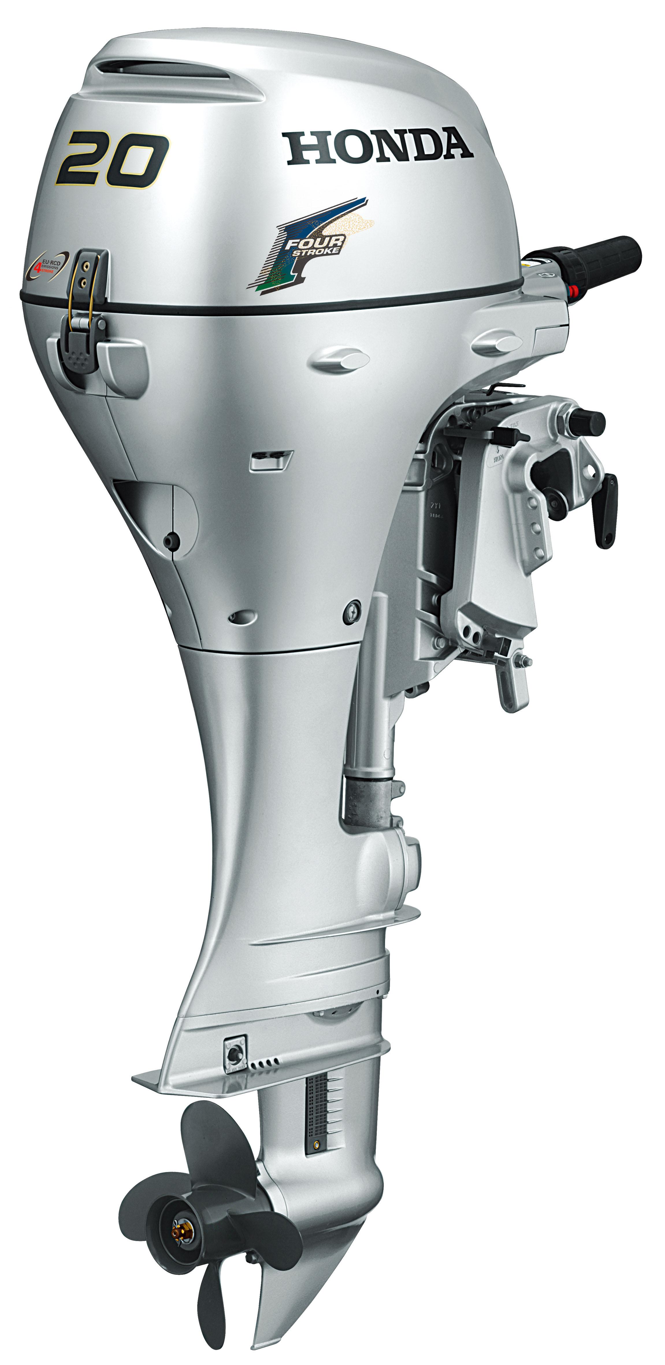 лодочные моторы honda bf 20 хороктеристики