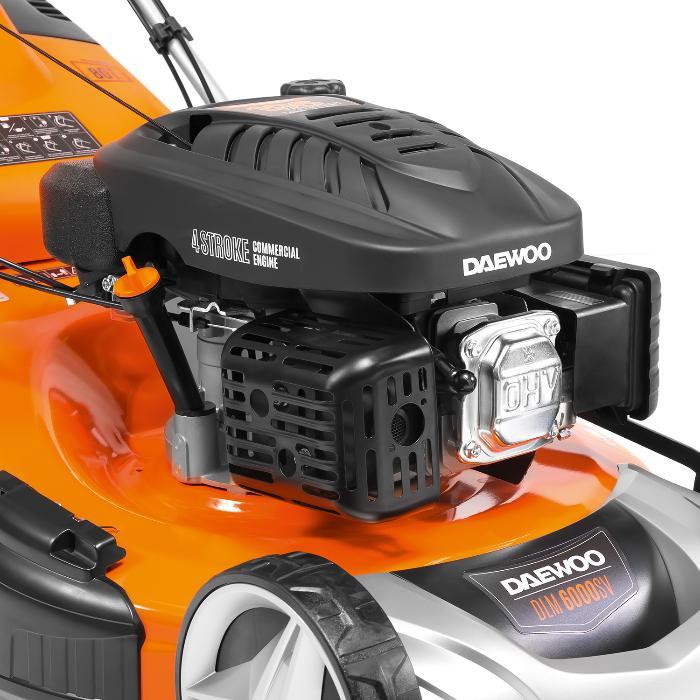 купить бензиновую газонокосилку Daewoo Dlm 48